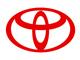 汽车品牌标志-丰田