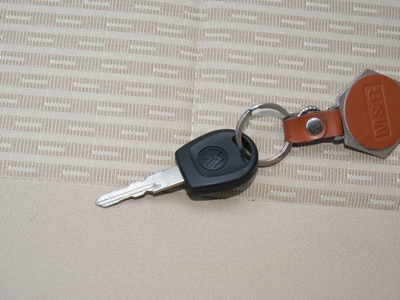 捷达春天钥匙图片
