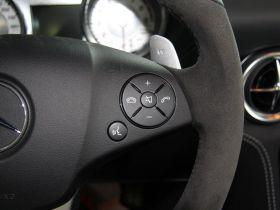 奔驰-奔驰AMG级中控方向盘图片