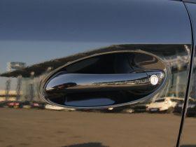 奔驰-奔驰ML级车身外观图片