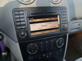 奔驰-奔驰ML级中控方向盘图片