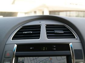雷克萨斯-雷克萨斯ES中控方向盘图片