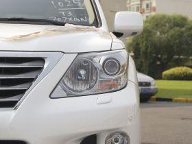 雷克萨斯-雷克萨斯LX车身外观图片