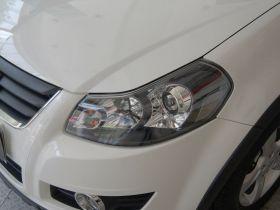铃木-天语 SX4车身外观图片