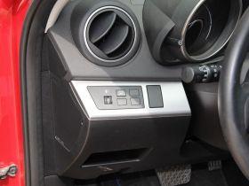 马自达-马自达3(进口)中控方向盘图片