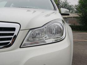 奔驰-奔驰C级车身外观图片