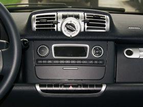 smart-smart fortwo中控方向盘图片