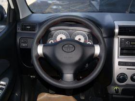 一汽-森雅S80中控方向盘图片