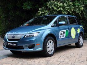 比亚迪-比亚迪e6车身外观图片