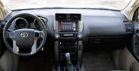 2013款丰田霸道2700中东版 优惠价