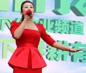 超女张东玲歌曲《中国向前》