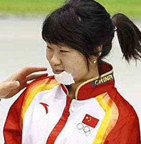 张会——2010温哥华冬奥会短道速滑3000米接力冠军