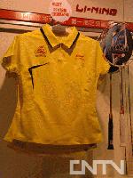 """参与2011苏迪曼杯""""我有问题问国羽"""",赢得国羽同款战袍!"""