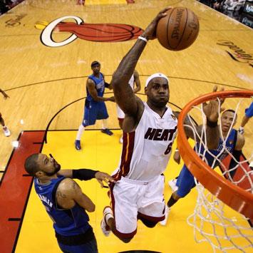 2011年6月1日 NBA总决赛 小牛VS热火_NBA_