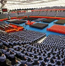 广州亚运会安保工作誓师大会举行