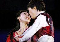 <center>庞清/佟健:因为爱情</center><br>