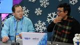 第一期:韩乔新语录遭英达毒舌点评
