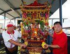 2007年5月14日 莆田湄洲岛与马祖地区的海上客运直接往来