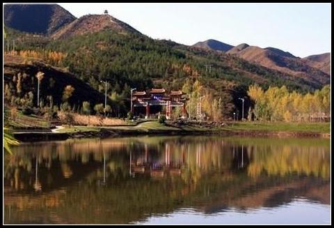 2012年河北赤城温泉自助游