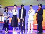 小虫、金培达、张亚东等著名音乐人与王小骞《音乐大拜年》