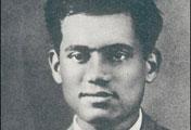 <b>Kwarkanath S. Kotnis</b> <br>un médico indio, quien dio su vida en la guerra antijaponesa