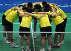 林丹逆转胜风云丢分 国羽3-1韩国男团夺冠