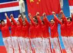 羽球女团决赛 中国队3-0胜泰国夺冠
