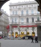 市中心街景