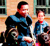 宁夏中卫市宣和镇丹阳小学教师刘希章