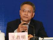 全国人大常委会法制工作委员会副主任 王胜明