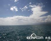 青海湖的波光