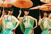 <img src=http://www.cctv.com/images/ra.gif> 舞蹈《小城雨巷》