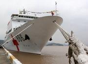 外军赞中国最新大型医院船