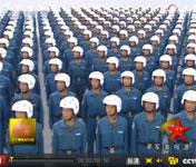 09阅兵空军学员方阵
