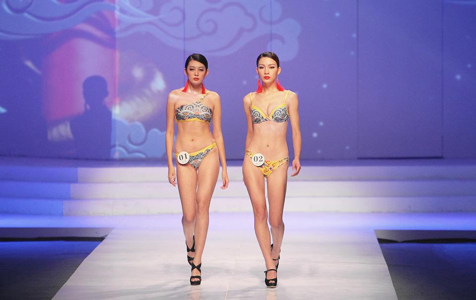 中国美――泳装秀