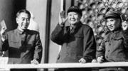 周总理与林彪天安门讲话实录