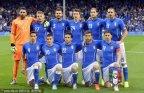 [高清组图]米兰队长伤别世界杯 意大利平爱尔兰