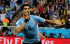 [高清组图]乌拉圭2比1英格兰 苏神两球鲁尼破门