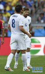 [高清组图]十年组合结局遗憾 双德世界杯悲情告别
