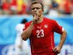 [高清组图]沙奇里帽子戏法 瑞士3-0完胜洪都拉斯