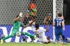 [高清组图]世界杯-哥斯达黎加点球淘汰希腊进8强