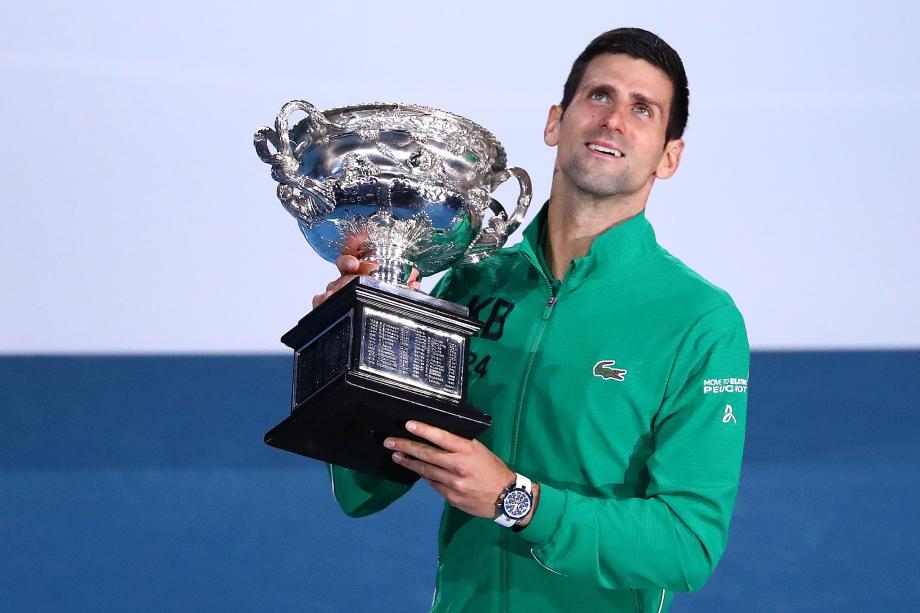 推荐:原标题:德约澳网八冠王致敬科比,90后的大满贯冠军或许也更近了