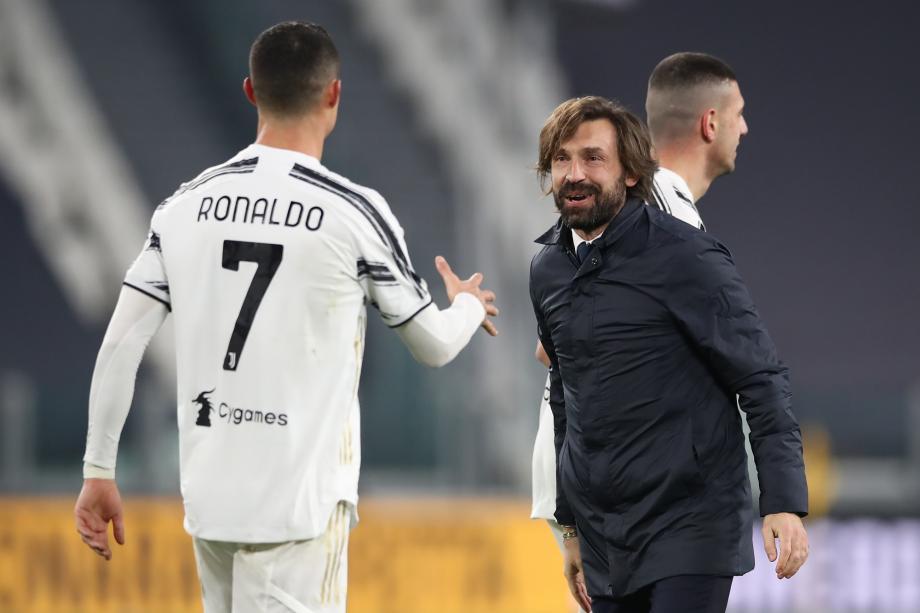[图]意大利杯-C罗险破门 尤文淘汰国米晋级决赛