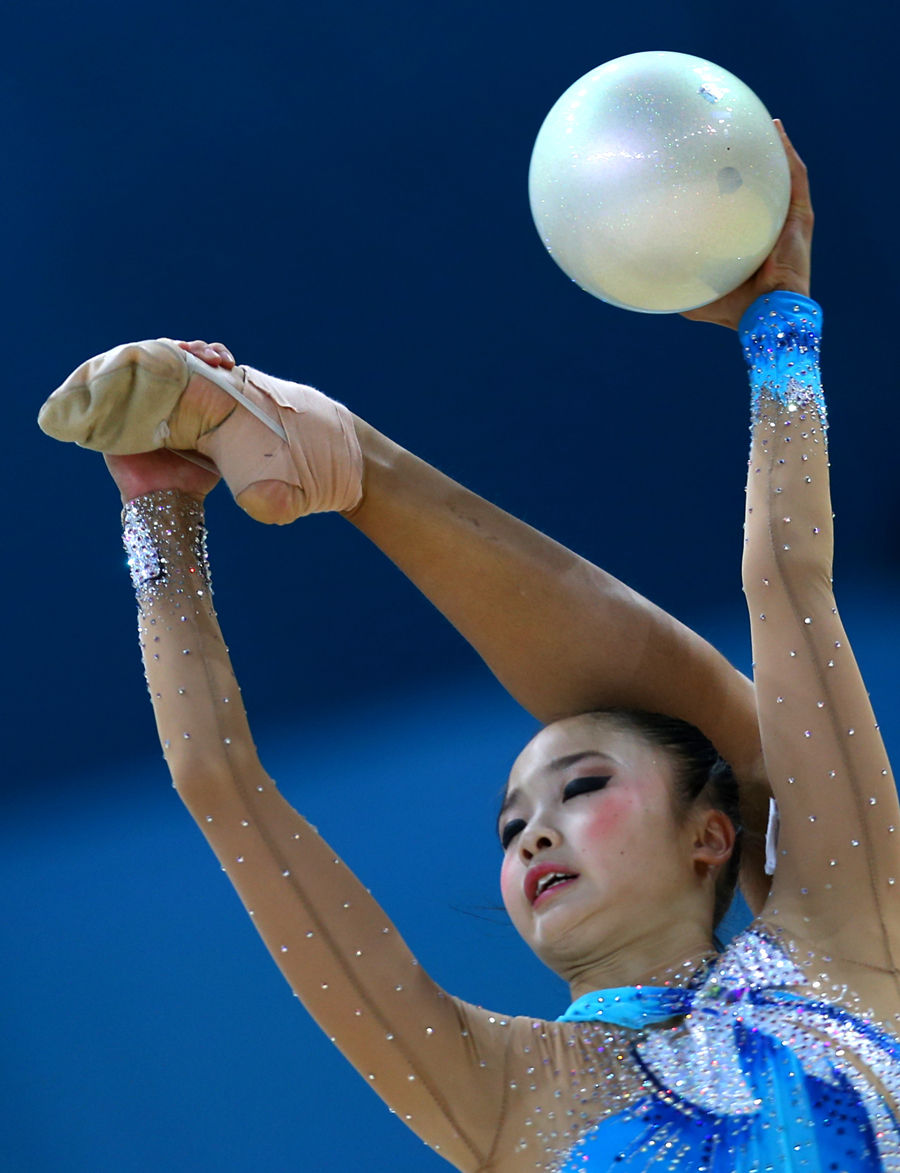 Фото лучших гимнасток мира 13 фотография