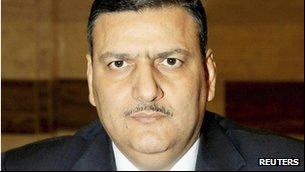 叙利亚总理里亚德-法里德-希贾卜