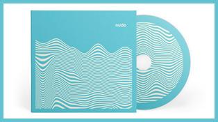 Nudo EP 唱片设计