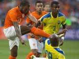 [国际足球]友谊赛:荷兰VS厄瓜多尔 比赛集锦