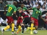[世界杯]国际足球友谊赛:德国VS喀麦隆 下半场