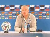 [世界杯]赛前采访 法国与洪都拉斯都有必胜信心