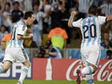 [世界杯]F组:阿根廷2-1波黑 比赛集锦